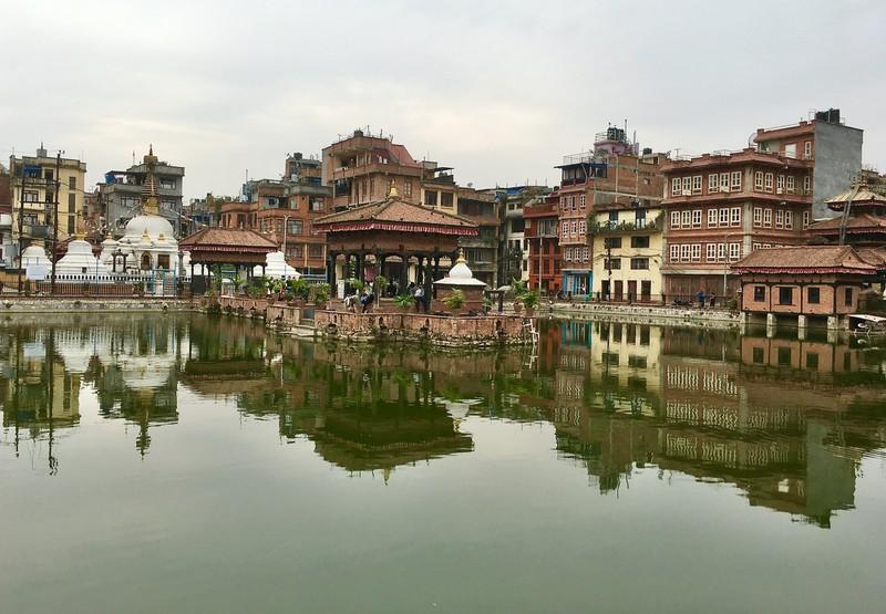 City reservoir