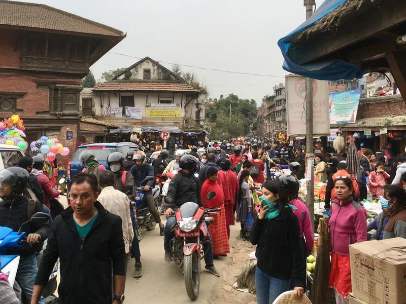Street of Patan