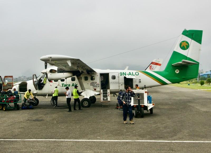 Leaving Pokhara for Jomsom