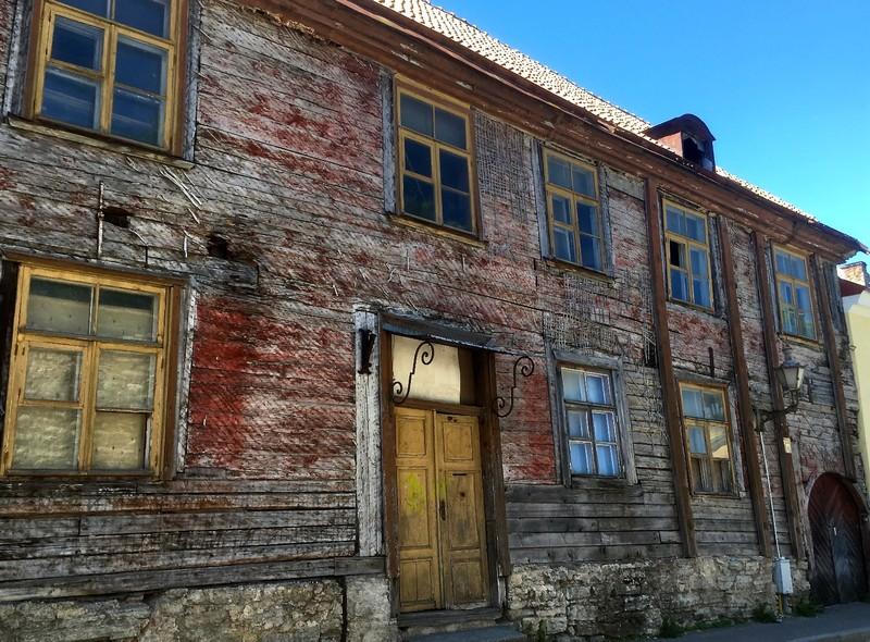 Old House in Old Tallinn