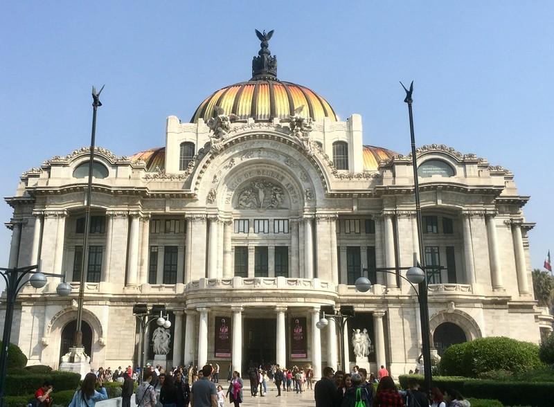 Palacio de Belle Artes