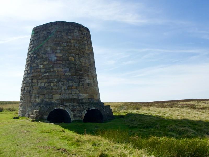 Moorland chimney
