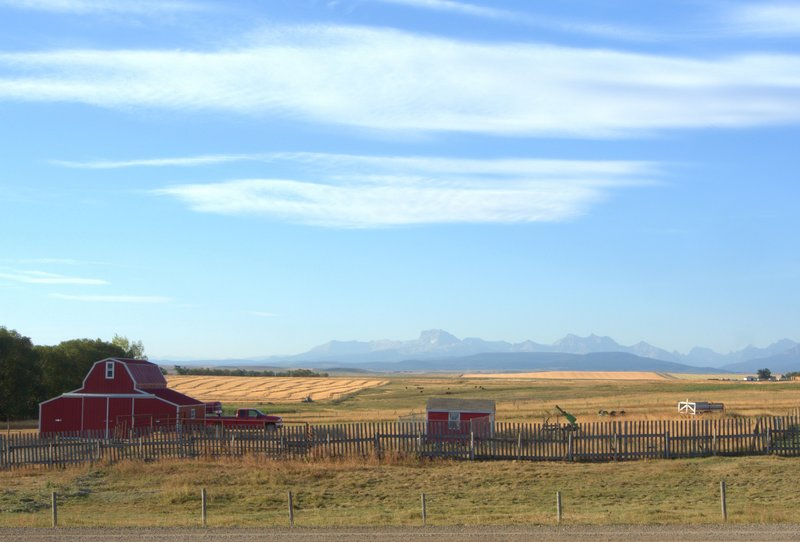 Farm and Prairie