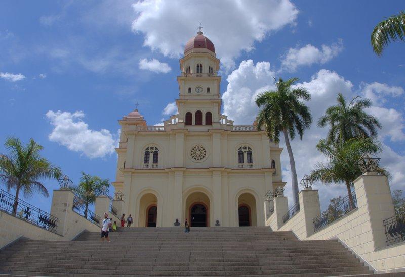 Church of El Cobre