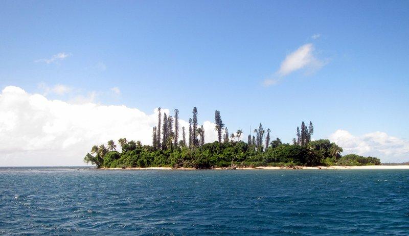 Tibarama Island
