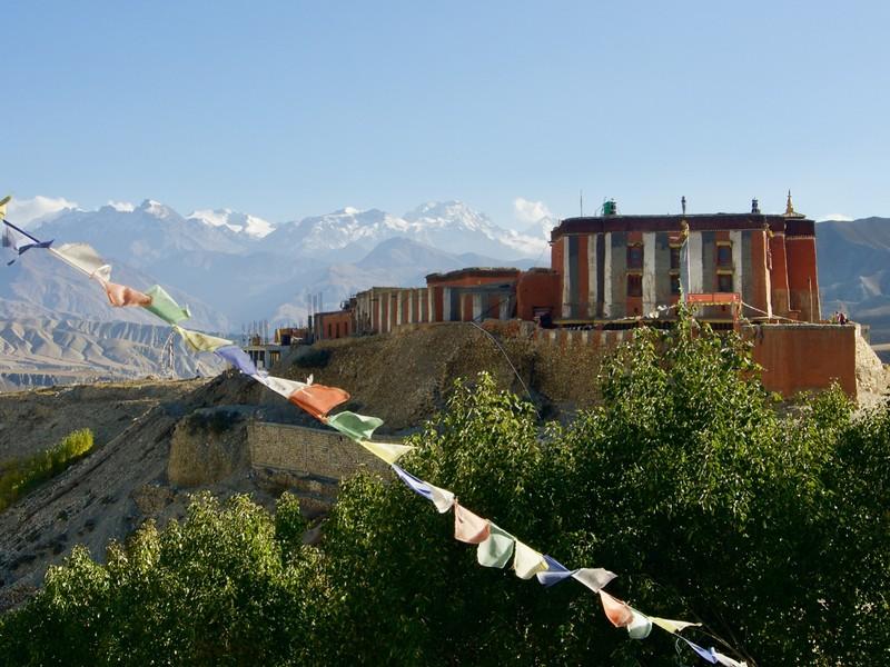 Charang monastery