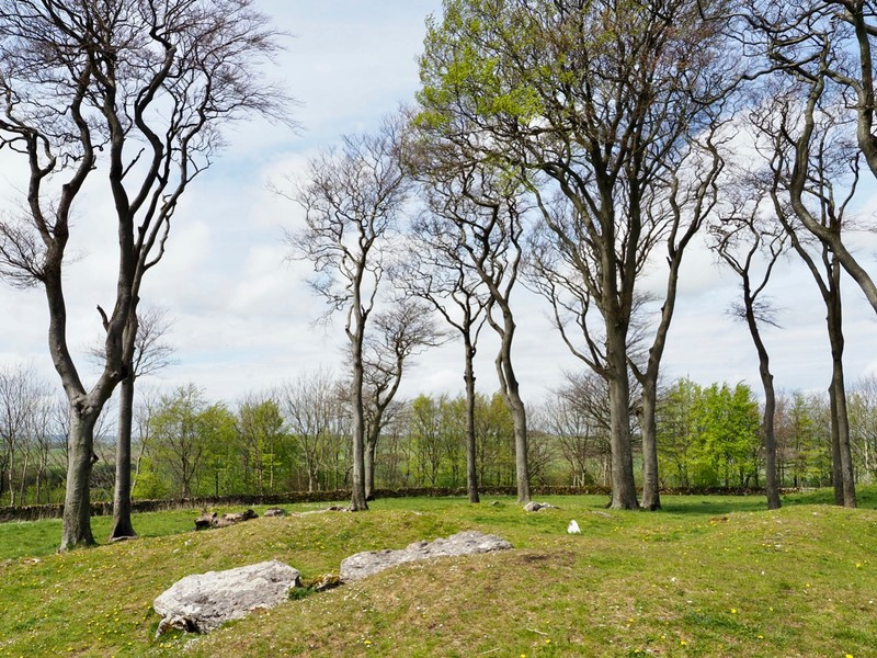 Minninglow Hill Burial Site