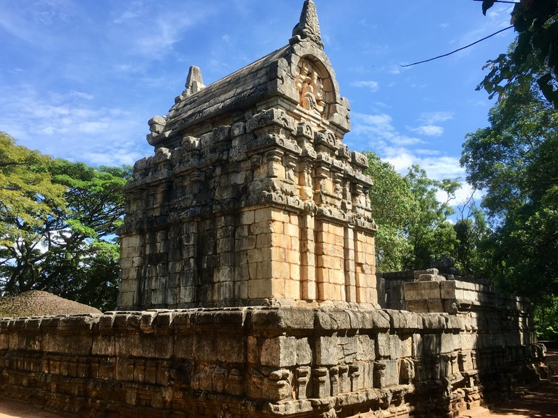 Gedige Temple