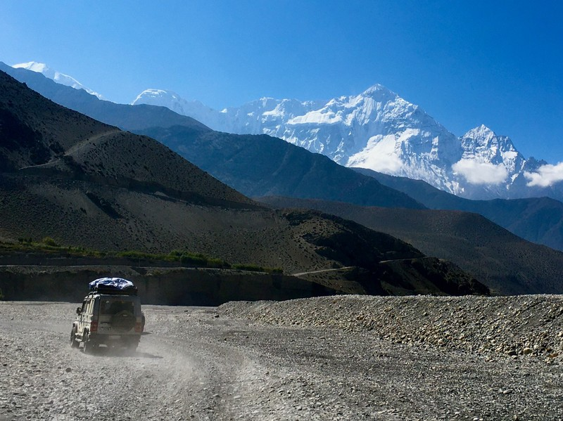 From Jomsom to Chele