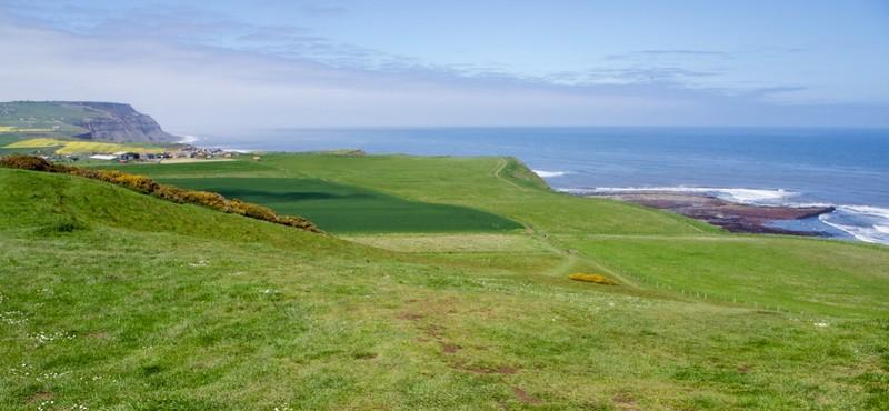 North Yorkshire coastal walk