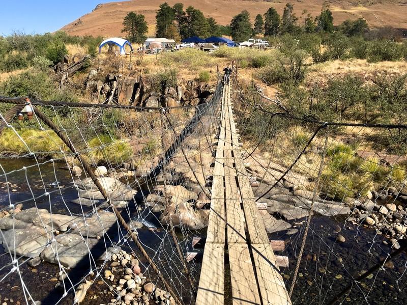 Drakensberg walk near Underberg