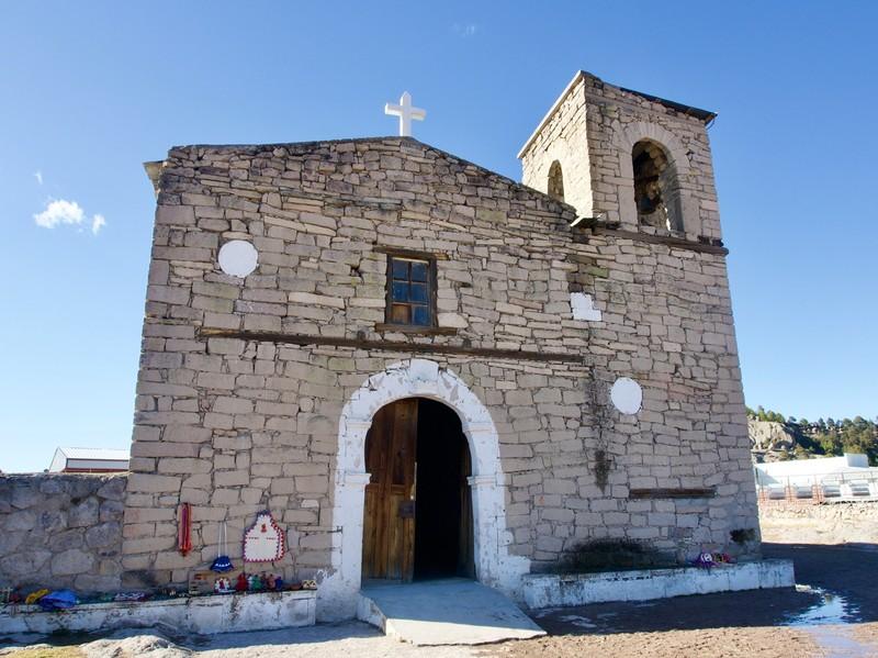 Mision de San Ignacio, Tarahumara people
