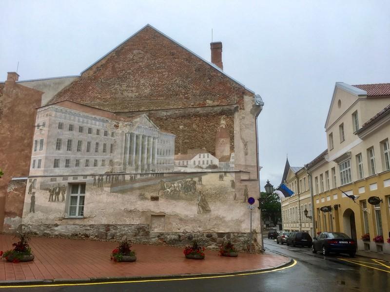 Wall Art in Tartu