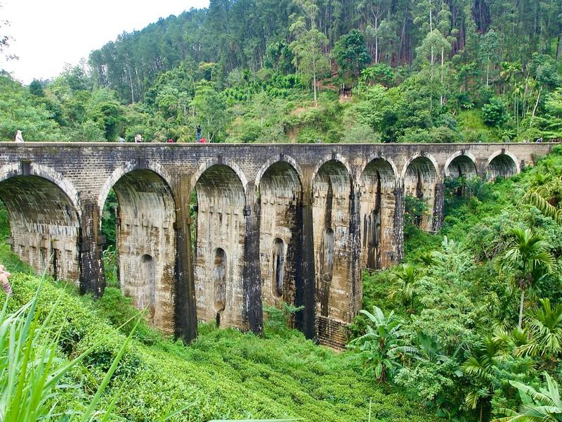 Nine Arch Railway Bridge