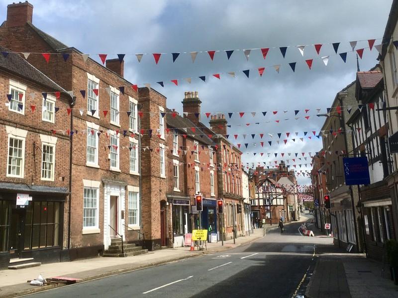 Ashbourne main street