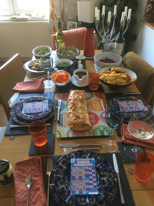 Our Xmas Lunch