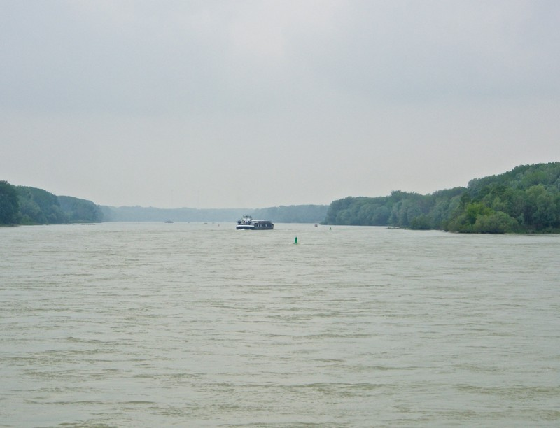 On the Danube river