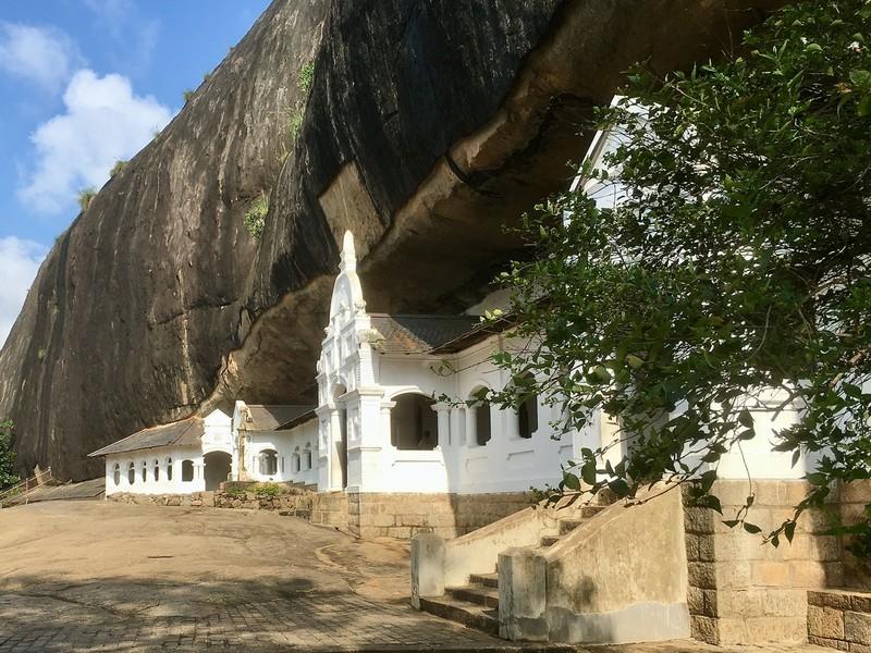 Cave Temples, Dambulla