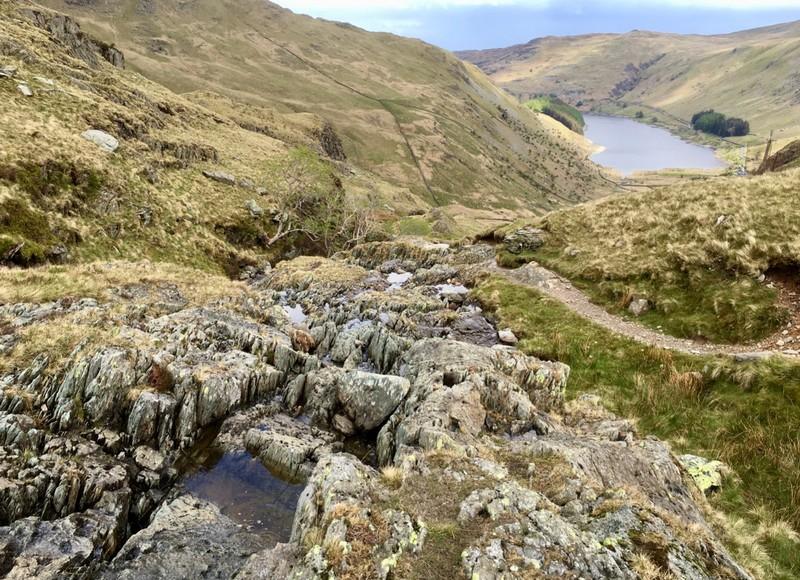 Mardale walk Lake District NP