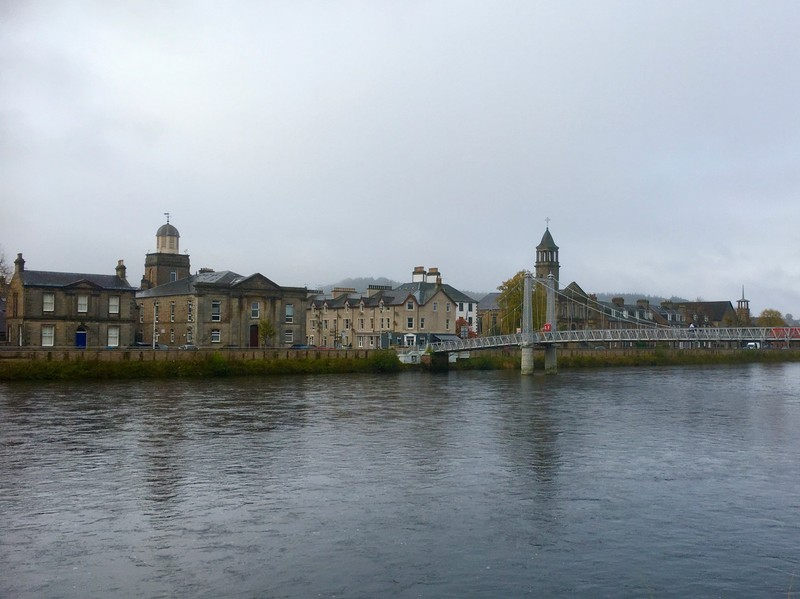 River Ness in Inverness