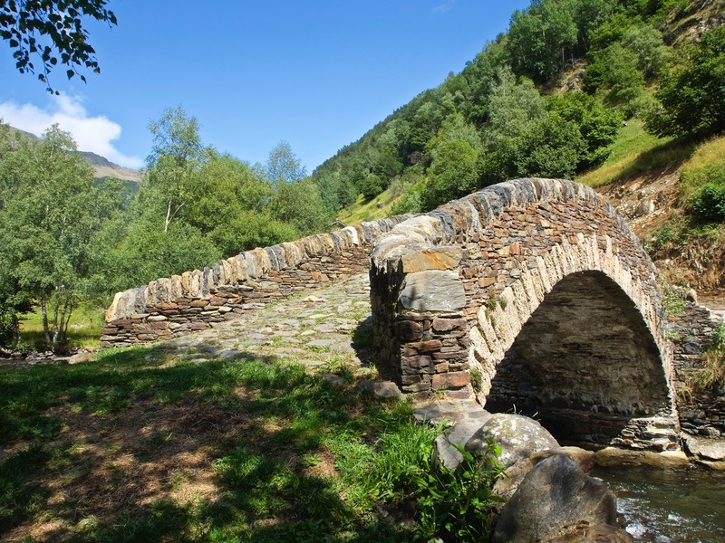 Roman era bridge