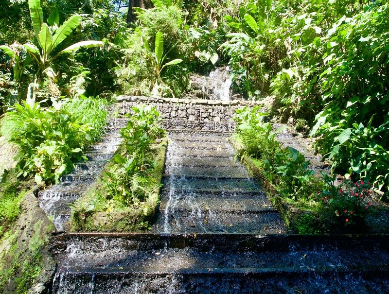 Water Sculpture in Uruapan National Park
