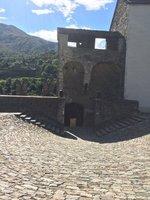 Inside the castle walls -  Castelgrande