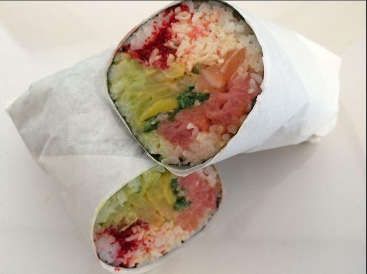 Sushi Taka: Sushi Burritos Restaurants San Francisco