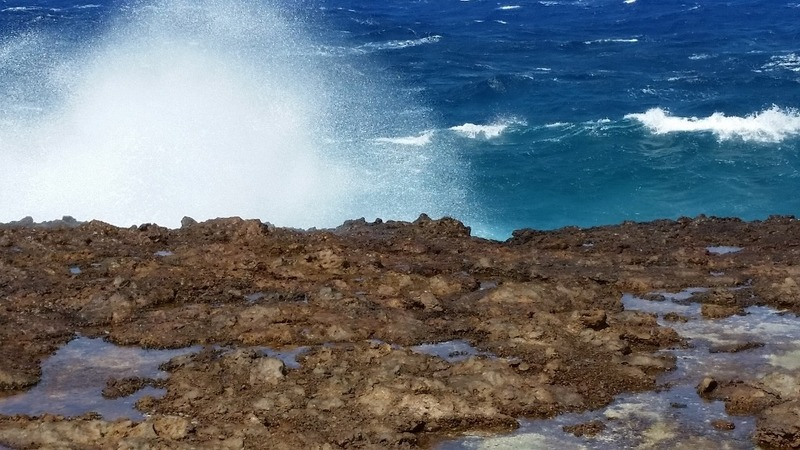 Southern tip of Aruba