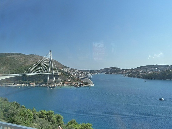 Bridge into Dubrovnik