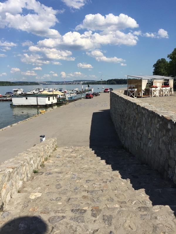 Zemun - Danube river