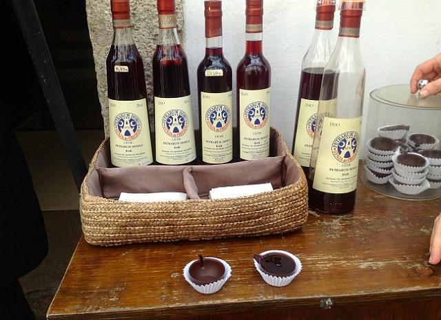 Chocolate liqueur cups ...yum!!!