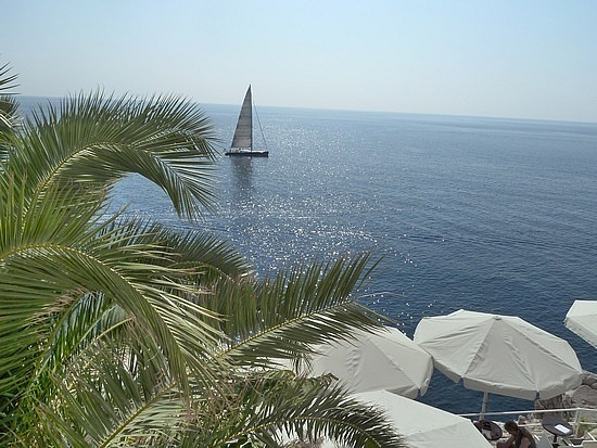Sailing boat beauty