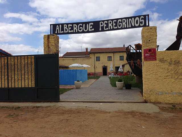 Albergue for the night