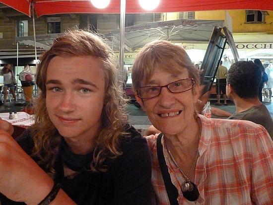 Nath and Mum
