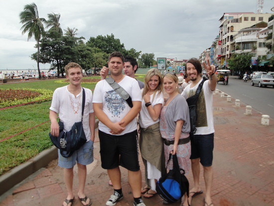 Riverfront - Phnom Penh