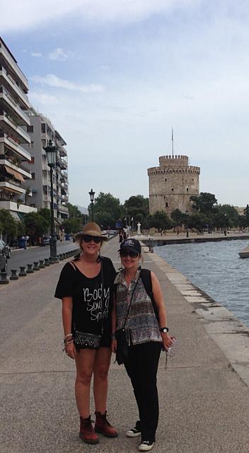 Promenade - Leigh and I