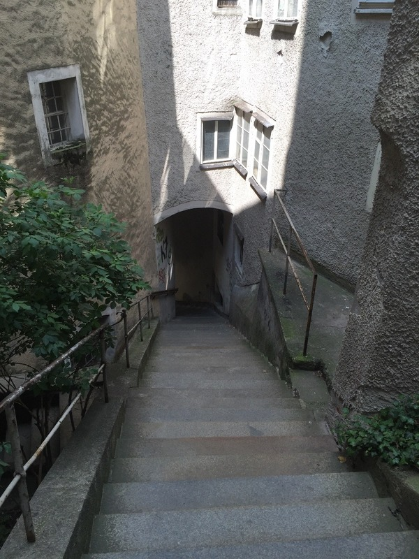 and more steps