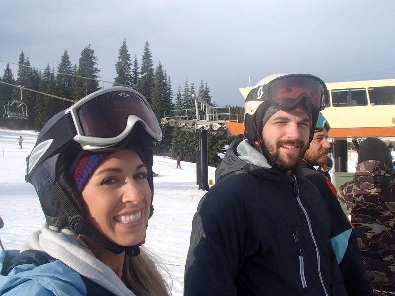 Kristina and Adam