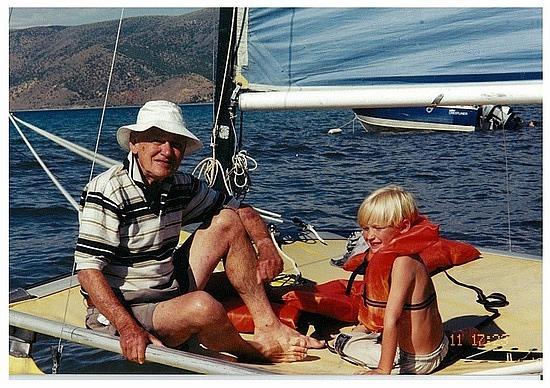 Dad & Nath