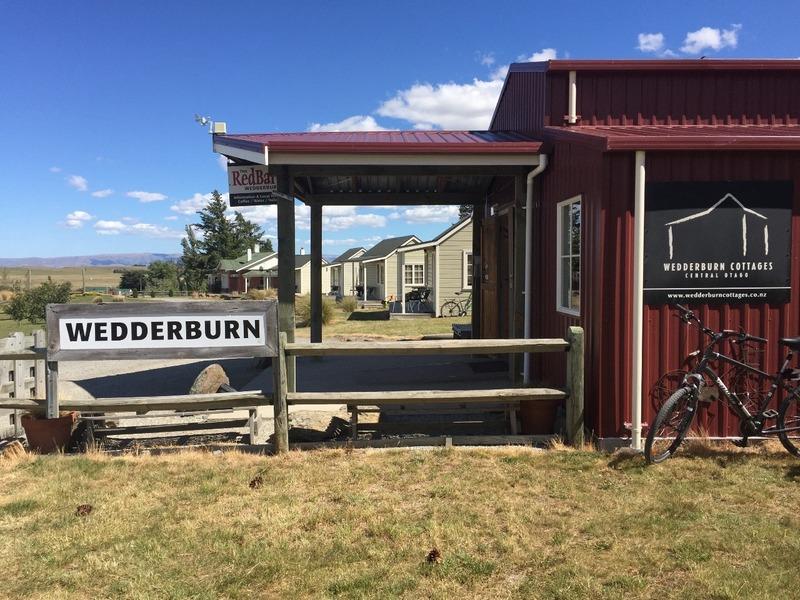 The Red Barn of Wedderburn