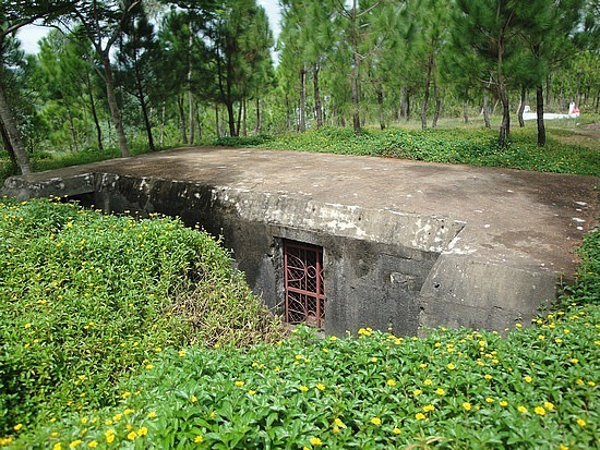 American Bunker