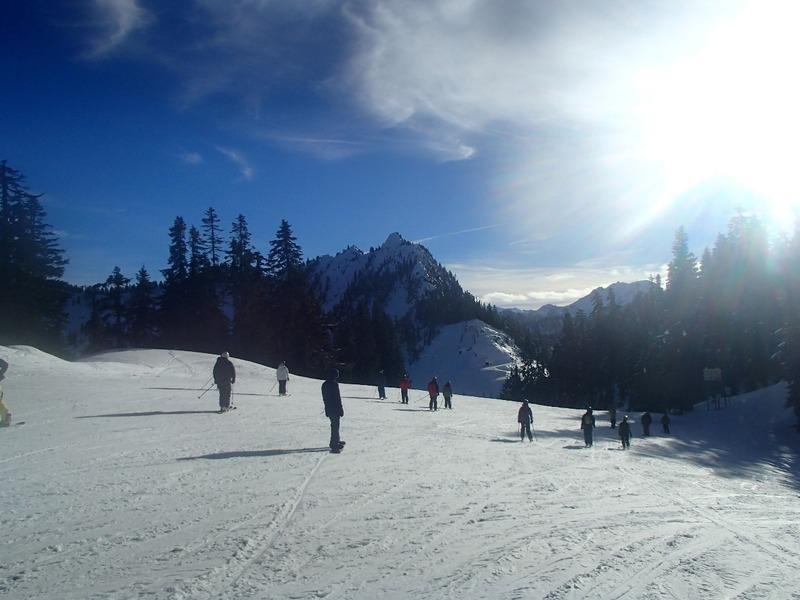 Mountain top beauty