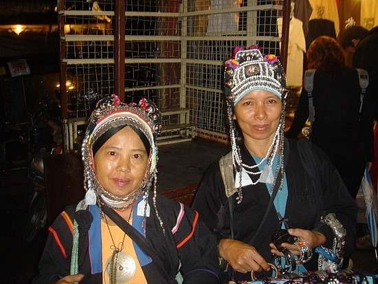 Hilltribe people