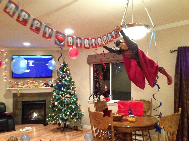 Benaiah's 5th Birthday party