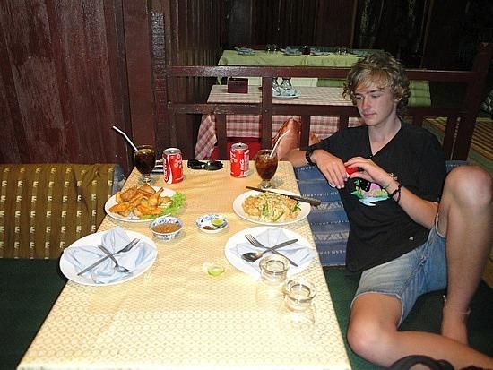 Nath at Baan Thai
