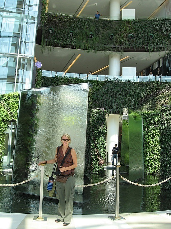 Outside Siam Shopping Centre