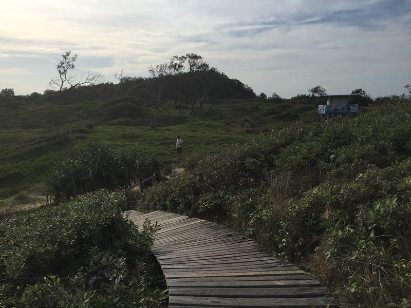 Headland walk