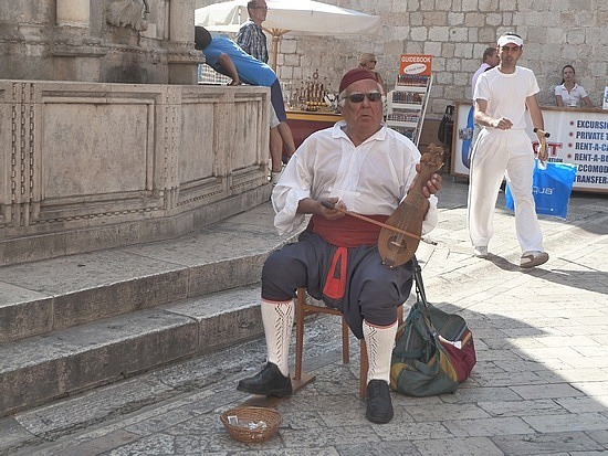 Croatian musician