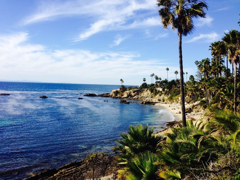 Picture perfect coastline